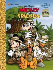 Cover of: Mickey and Friends (Disney's Animal Kingdom) by Golden Books