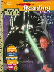 Cover of: Star Wars Reading \Story Wkbk by Golden Books