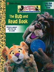 Cover of: The Rub and Read Book (Between the Lions) | Golden Books