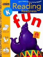Cover of: Reading Readiness (Kindergarten) (Step Ahead Golden Books Workbook) | Golden Books