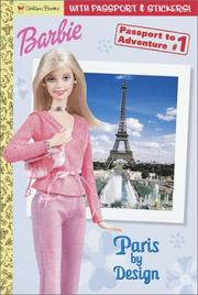 Cover of: Barbie Passport Book #1 | Golden Books