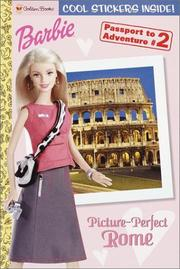 Cover of: Barbie Passport Book #2 by Golden Books