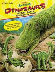 Cover of: Totally Amazing Dinosaurs (Full-Color Activity Book) by Randi Hacker