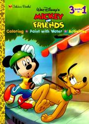 Cover of: Walt Disney's Mickey and Friends | Golden Books