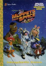 Cover of: Muppets From Space by Golden Books