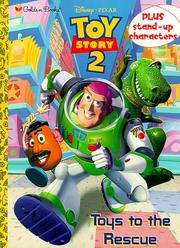 Cover of: Disney Pixar Toy Story 2 by Golden Books