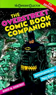 Cover of: The Overstreet comic book companion by Robert M. Overstreet