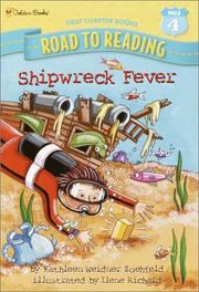 Cover of: Shipwreck Fever (Road to Reading) by Golden Books