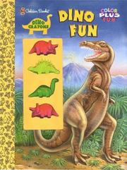Cover of: Dino Fun by Golden Books