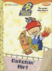 Cover of: Catching Air by Golden Books