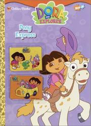 Cover of: Pony Express | Golden Books