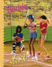 Cover of: Good Sports With Stickers by Golden Books