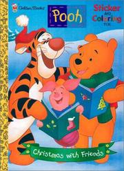 Cover of: Pooh Christmas With Friends | Golden Books