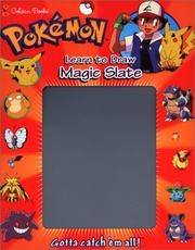 Cover of: Pokemon Learn to Draw (Magic Slate) | Golden Books