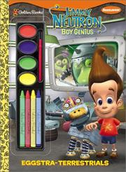 Cover of: Eggstra-Terristrials (Paint Box Book) by Golden Books