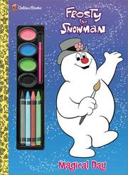 Cover of: Frosty the Snowman (Painting Time) by Golden Books