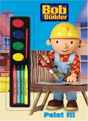 Cover of: Paint It (Paint Box Book) | Golden Books