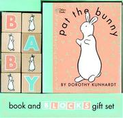 Cover of: Pat the Bunny Book and Blocks (Pat the Bunny) by Golden Books