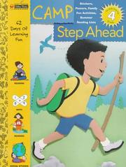 Cover of: Entering Grade 4 (Camp Step Ahead Workbooks) by Golden Books