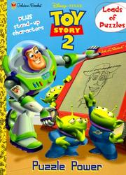 Cover of: Toy Story 2 by Golden Books