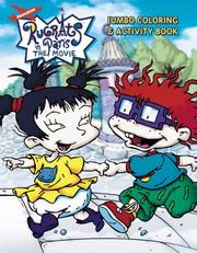 Cover of: Rugrats in Paris by Golden Books