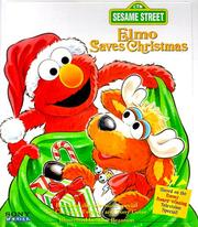 Cover of: Elmo Saves Christmas by Golden Books