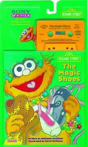 Cover of: The Magic Shoes | Golden Books