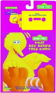 Cover of: What Big Bird's Toes Know | Golden Books