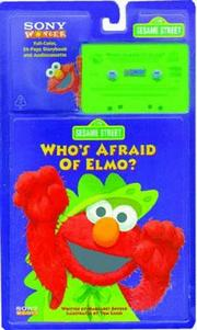 Cover of: Who's Afraid of Elmo? by Golden Books