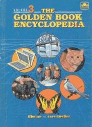 Cover of: Volume #3 Golden Book Encyclopedia | Golden Books