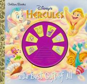 Cover of: Hercules\My First Sound Story (My First Golden Sound Story,) | Golden Books