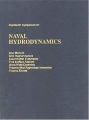 Cover of: Eighteenth Symposium on Naval Hydrodynamics | National Research Council.