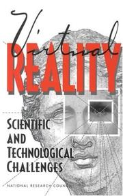 Cover of: Virtual Reality | National Research Council.
