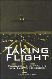 Cover of: Taking Flight by National Research Council.