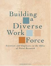 Cover of: Building a Diverse Work Force by National Research Council.