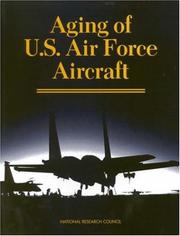 Cover of: Aging of U.S. Air Force Aircraft by National Research Council.