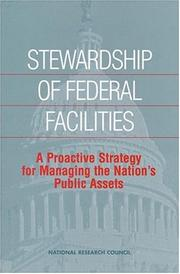 Cover of: Stewardship of Federal Facilities | National Research Council.