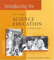 Cover of: Introducing the National Science Education Standards by National Research Council.