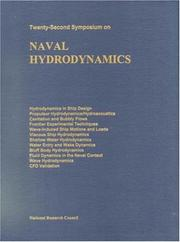Cover of: Naval Hydrodynamics Twenty-Second Symposium | National Research Council.