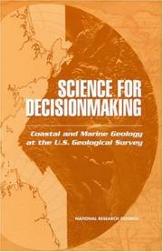 Cover of: Science for Decisionmaking | National Research Council.