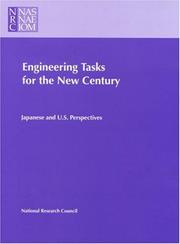 Cover of: Engineering Tasks for the New Century by National Research Council.