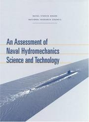 Cover of: An Assessment of Naval Hydromechanics Science and Technology (Compass Series) | National Research Council.