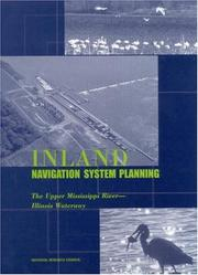 Cover of: Inland Navigation System Planning by National Research Council.