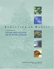 Cover of: Evolution in Hawaii | Steve Olson