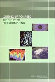Cover of: Getting Up to Speed by National Research Council.