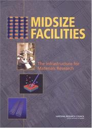 Cover of: Midsize Facilities | National Research Council.