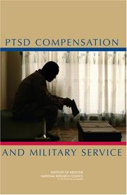 Cover of: PTSD Compensation and Military Service by National Research Council.