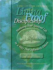Cover of: Living Proof Discipleship by Jim Petersen