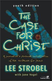 Cover of: The Case for Christ-Youth Edition by Lee Strobel