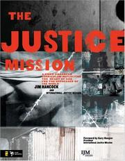 Cover of: Justice Mission Leader's Guide, The | Jim Hancock